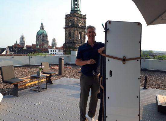 Gastfreundschafft Hannover Tobias Greissing und das sam, visual Thinking Workshop